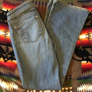 Old Navy Diva bell bottom jeans, size 2.